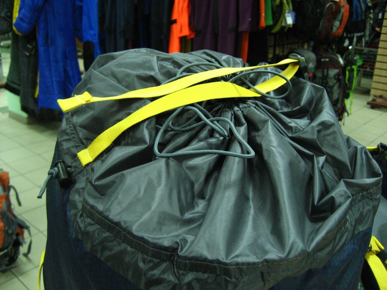 baf664c2b437 За счёт тубуса можно увеличить объём рюкзака. Тубус выполнен из более  тонкого материала, нежели основной, легко стягивается.