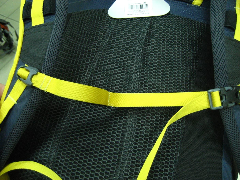 019aa9bfb6d6 Она удобна, если вы не очень широки в плечах — тогда стяжка поможет лямкам  не сползать при интенсивной ходьбе.