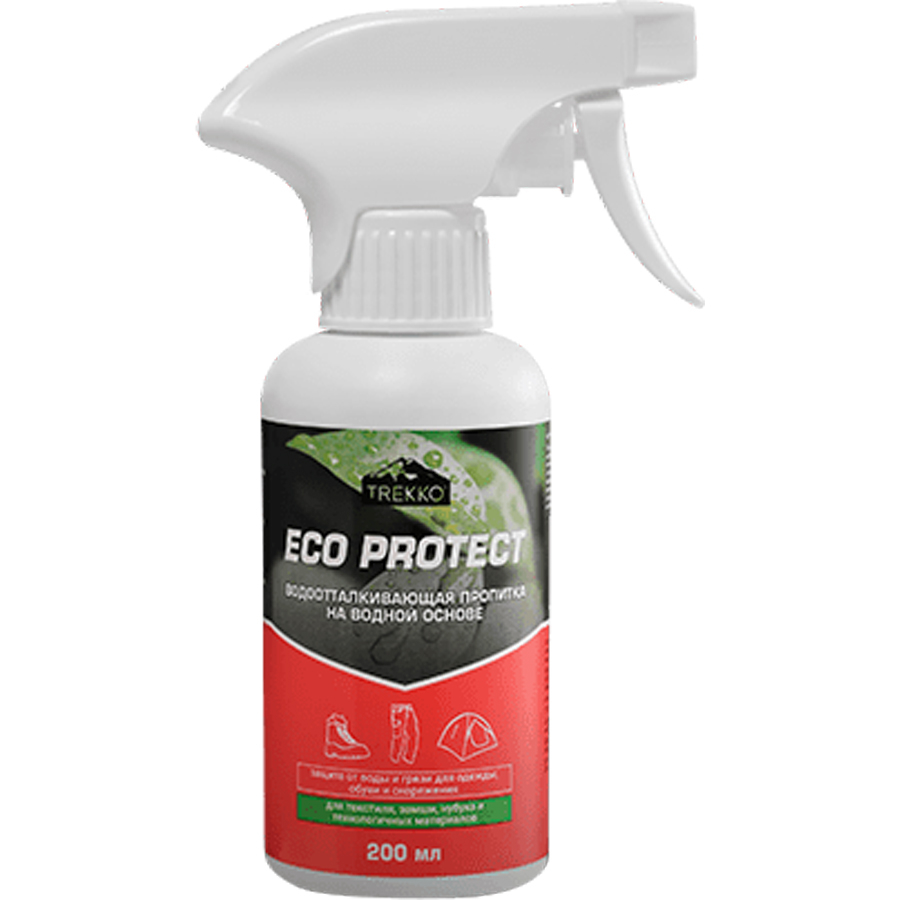 Водоотталкивающая пропитка Trekko Eco Protect 200мл