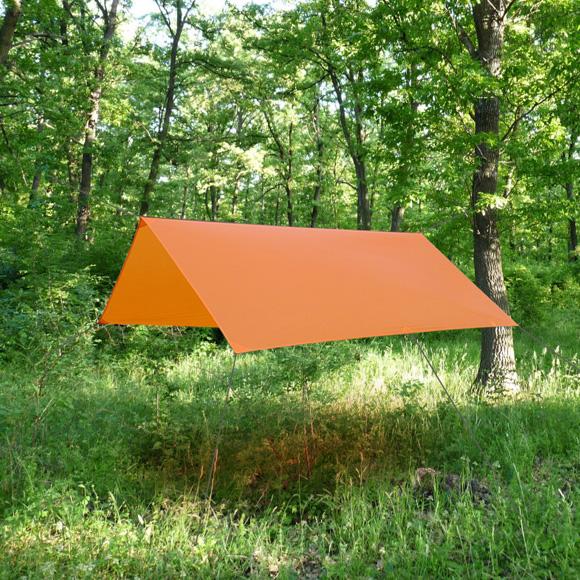 Тент Сплав Cowl 2.7x3.0м оранжевый Si