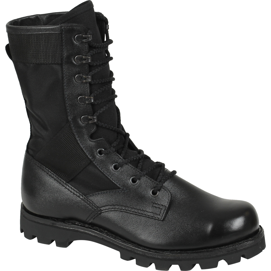 "Ботинки ""Тропик арт.386"" рант. черн"