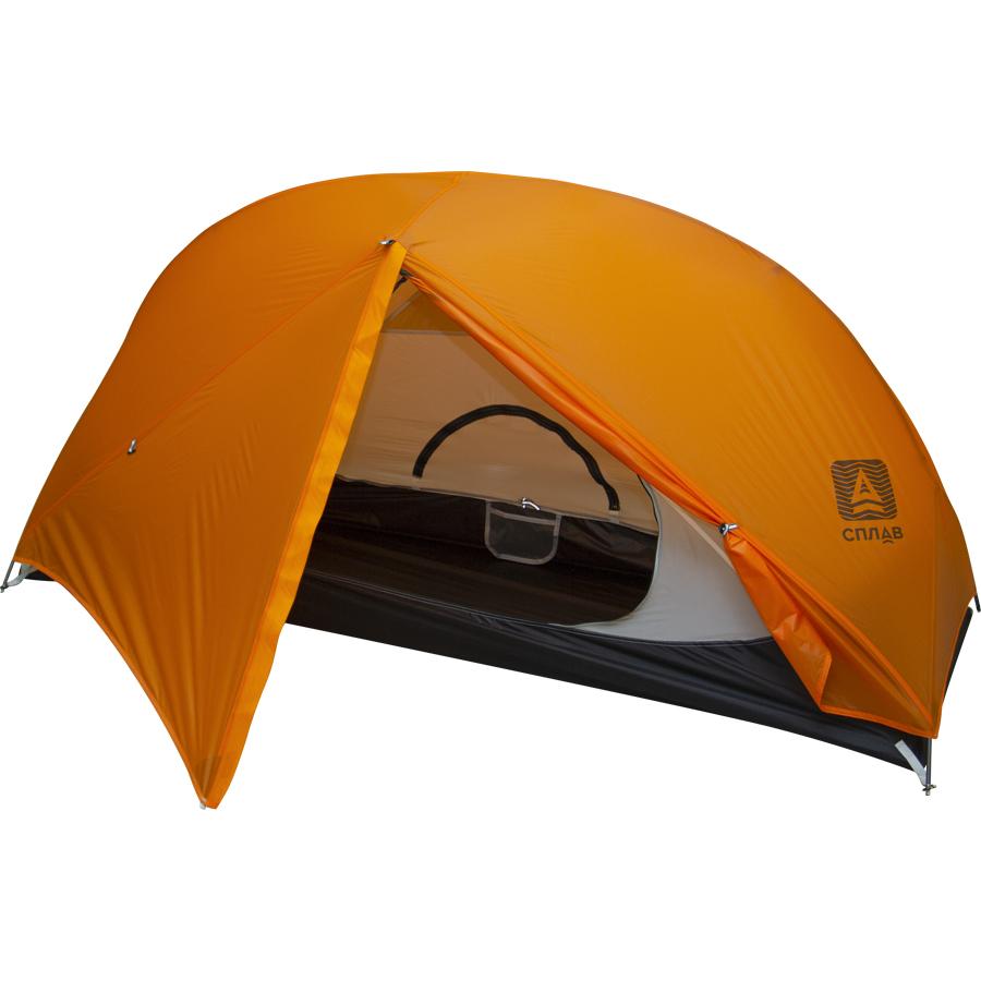 """Палатка """"Zango 1"""" Orange"""